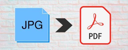 Online JPG To PDF Conversion Tools