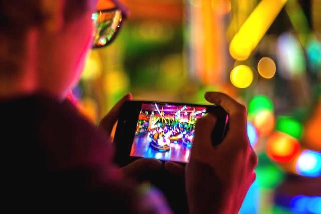 Online Mobile Gambling Games